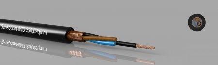Sensocord®-M/D -  Miniatur-Sensorleitung, geschirmt