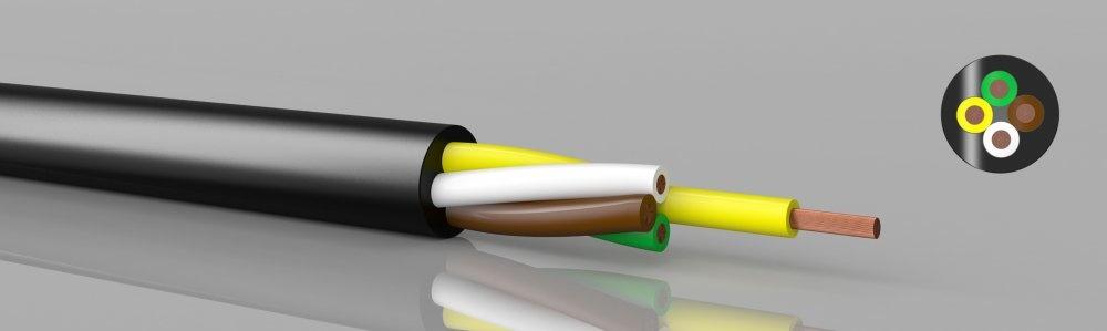 LifYY  PVC, extremely flexible