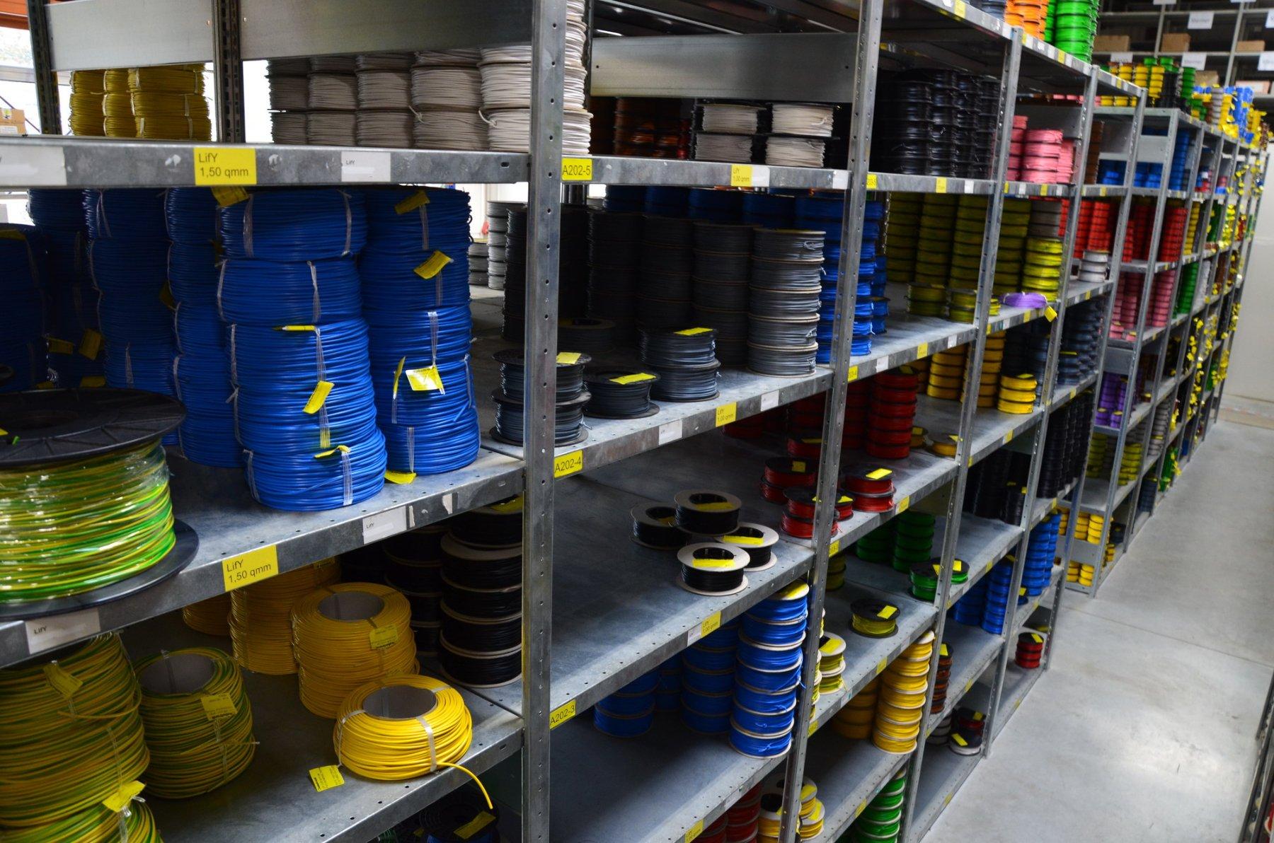 Stock Assortments Kabeltronik Electronic